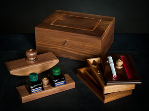 American Walnut luxury box